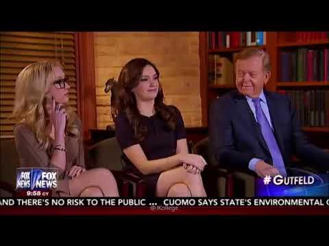 02-06-16 Kat Timpf on The Greg Gutfeld Show - Political Shark Tank