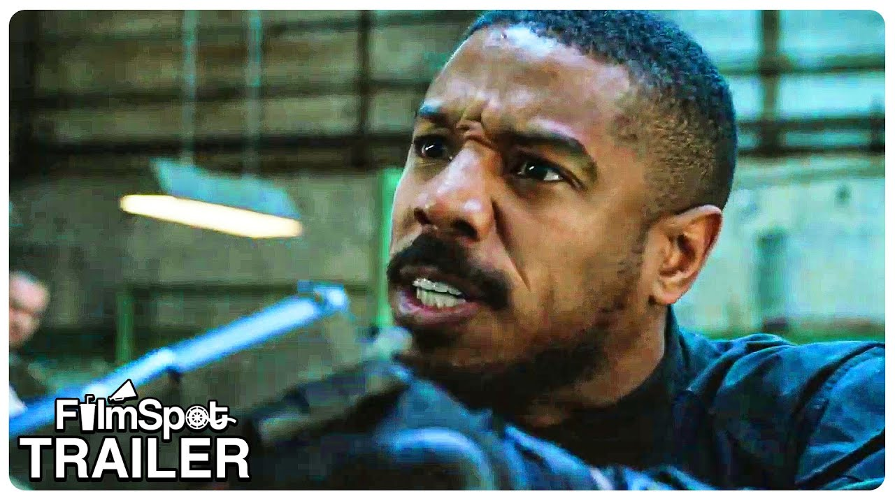 WITHOUT REMORSE Trailer #2 Official (NEW 2021) Michael B. Jordan, Action Movie HD