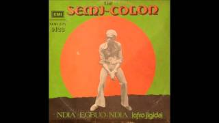 SEMI COLON   Isi Agboncha   EMI RECORDS   1976 thumbnail