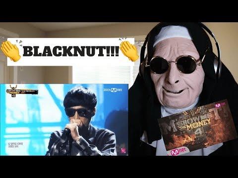 SMTM4 - 블랙넛 (Black Nut) Feat. Jessi – 내가 할 수 있는 건 (What I can Do) | REACTION!