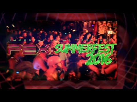 PEX SUMMER FESTIVAL 2016