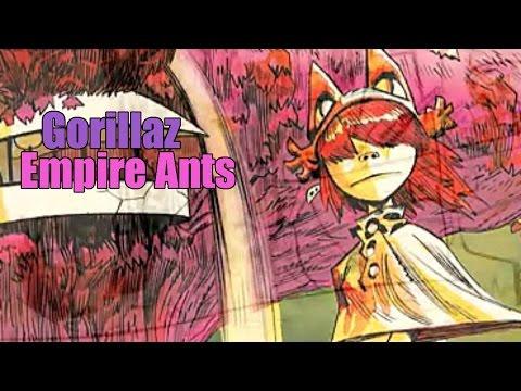 Gorillaz - Empire Ants |Lyrics/Subtitulada Inglés - Español|