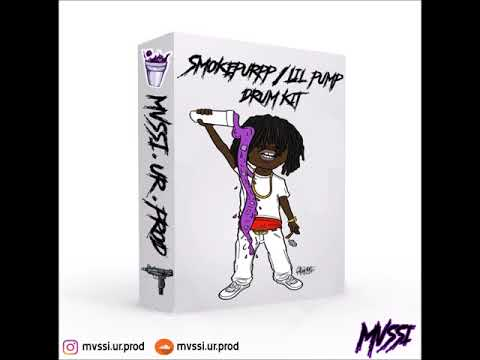 Smokepurpp/Lil Pump Drum Kit (FREE DOWNLOAD) By Mvssi