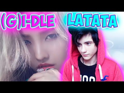 [MV] (G)I-DLE ((여자)아이들) _ LATATA Реакция | 1theK (원더케이) | Реакция на (G)I-DLE LATATA