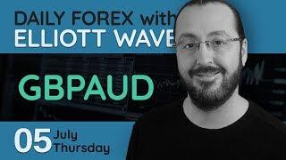 Forex Trade Setups (05 July 2018) - GBPAUD