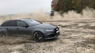 DRIFT на Audi RS6 PERFORMANCE 605 сил и приглашение на второй канал + старт на Audi RS7 605 сил   )