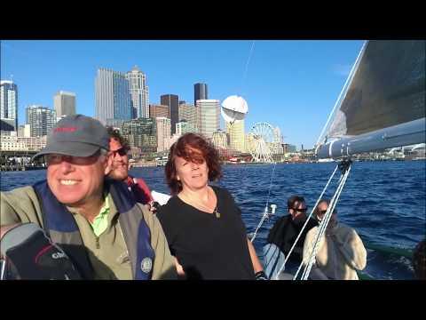 Tourist Sailing Past Years