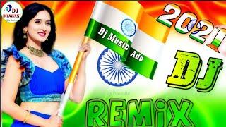 Jaha Daal Daal Sone Ki Chidiya Remix Song || ( 15 Aug.special ) Hard Dholki Mix - Dj Bhawani Aasusar