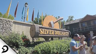 SILVER DOLLAR CITY!! - Vacation Vlog #3