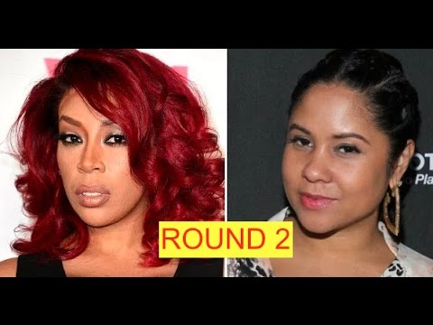 Angela Yee Bout To Catch Another Beatdown From K. Michelle. BEEF | JTNEWS
