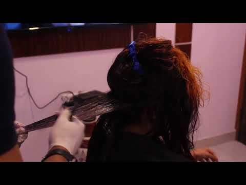 VLCCVanitycube | Salon At Home Services Review | Hair color