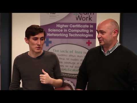 Learn + Work At TU Dublin - Blanchardstown Campus : Networking Technologies