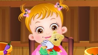 Baby Hazel in the Garden - Adventure episode Baby Games