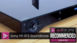 Sony HT-XT3 Soundbase Review
