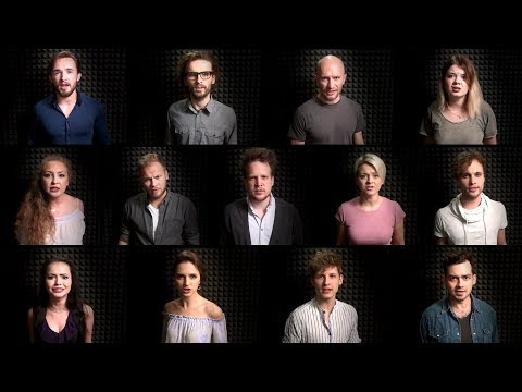 Studio Accantus - Alexander Hamilton (finał czwartego sezonu)