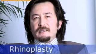 Rhinoplasti (burun Estetiği) Plastik Cerrah mı,KBB uzmanı mı? (Op. Dr. Naci. Celik)
