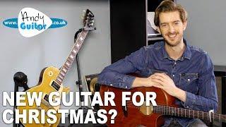 Got A New Guitar? START HERE!