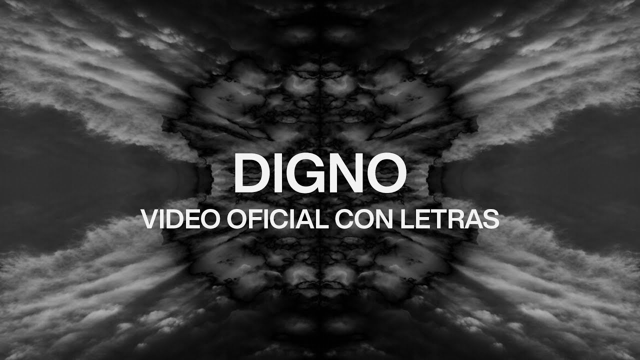 Digno (Worthy) | Spanish | Video Oficial Con Letras | Elevation Worship