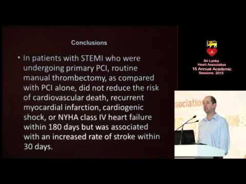 High impact Cardiology Clinical Trials of 2014