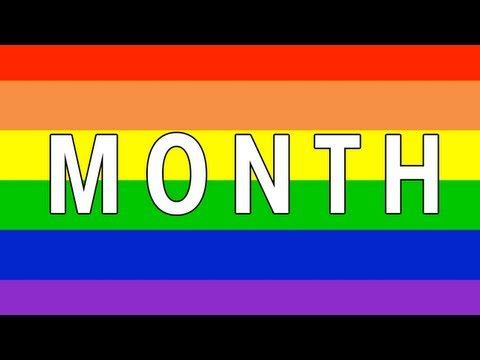 LGBT (Gay) Pride Month 5 Fast Facts You Need to Know - YouTube