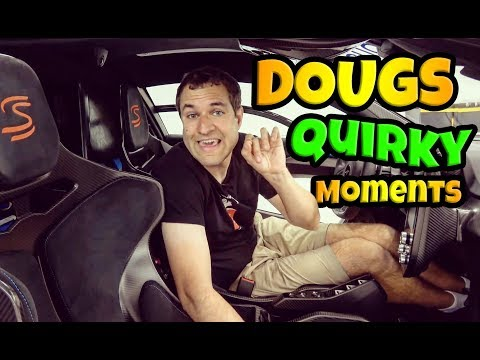 Here's Why Doug Demuro Is The Quirkiest Car Reviewer 🤣 (Funny Moments Compilation)
