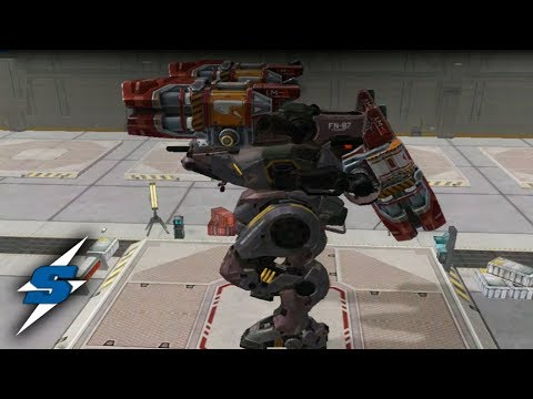 Download Youtube: NUEVA ARMA VORTEX y botón RECARGA | SORILOKO War Robots