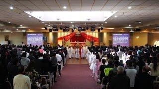 Xin Thánh Thần Đến - Lm Thái Nguyên - Ca Đoàn Thánh Linh - Perth, TÂY ÚC 2013