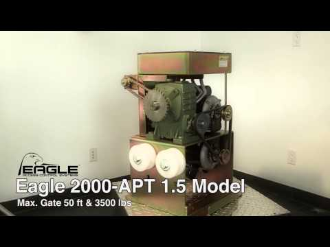 Eagle-2000-APT Gate Operator