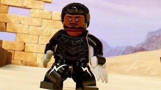 Avengers Infinity War Black Panther! LEGO Marvel Superheroes 2