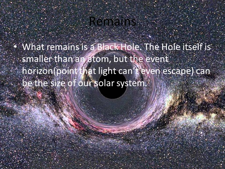 How Black Holes Form - YouTube
