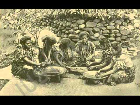 Fijian song and lyrics - gunu ca na Yaqona.wmv