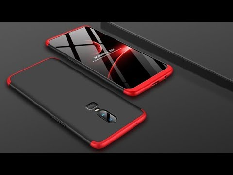 new style 81c0f 7bb44 GKK 360 Series Case for OnePlus 6