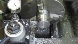 Lathe Milling Attachment - South Bend Model A Lathe