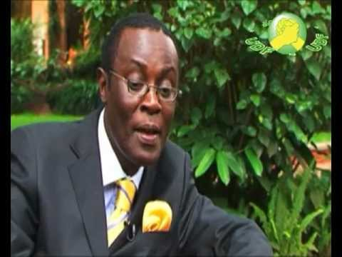 Hypothesis of The next President is Musalia Mudavadi by Mutahi Ngunyi