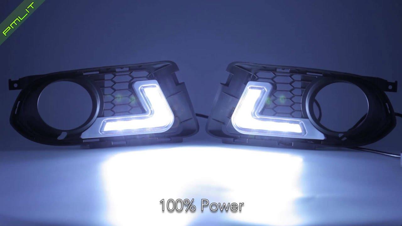 Pmlit Bmw 3 Series E92 E93 M Tech Daytime Running Lights