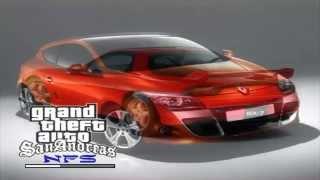 Краткий обзор мода B13-NFS для игры GTA-San Andreas