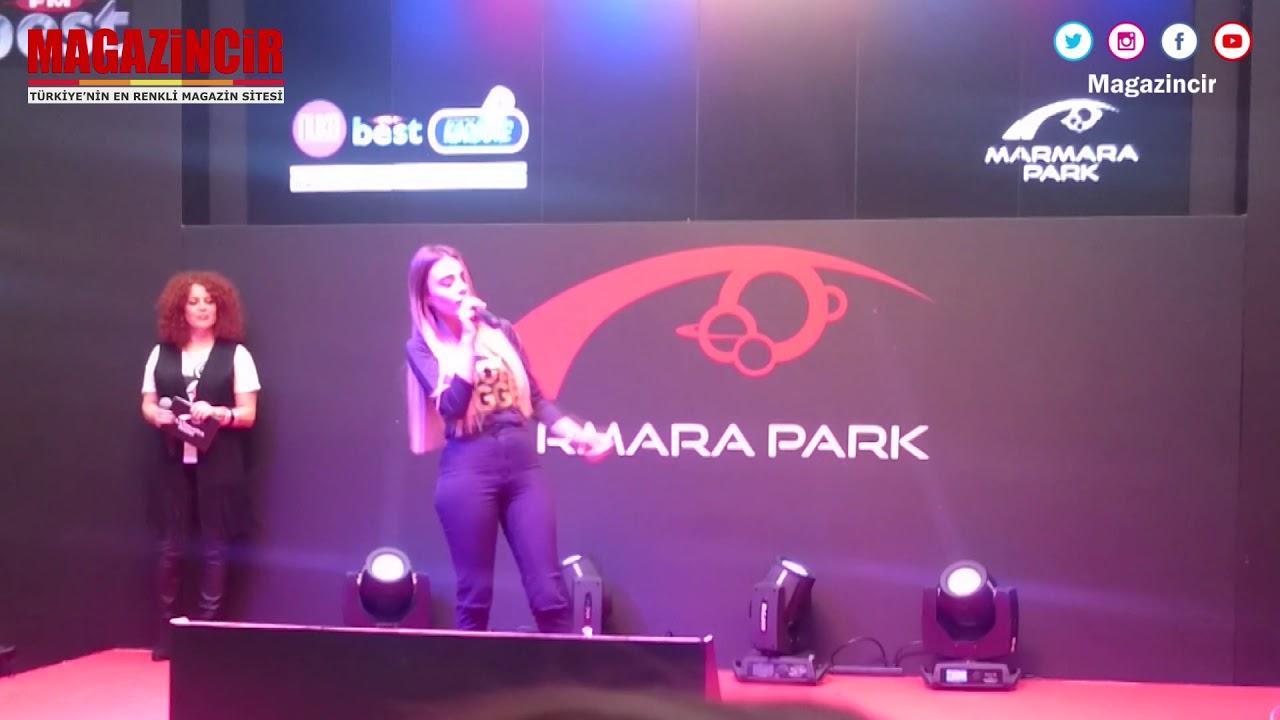 Seda Yiyin - Yanarım (Marmara Park)