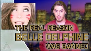 The REAL Reason Belle Delphine Was Banned From Instagram