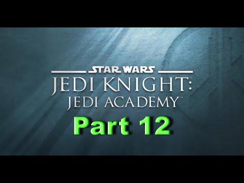Star Wars Jedi Knight Jedi Academy Walkthrough Part 12 - Capture Crime Lord - Coruscant  