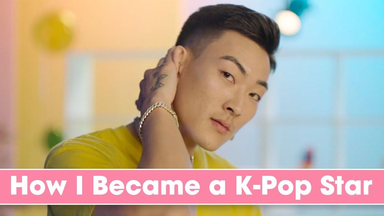 How Justin Park Became a K-Pop Star | Teen Vogue