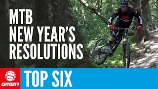 gmbn s top new year s resolutions for mountain bikers 2016