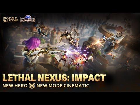 Lethal Nexus: Impact   Cinematic Trailer   Mobile Legends: Bang Bang