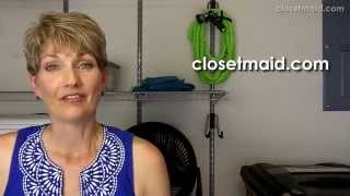 How To Make It Easier To Organize Your Garage | Clutter Video Tip