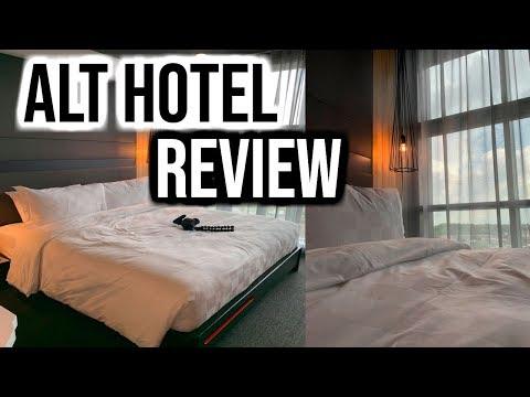 Calgary Alt Hotel Review