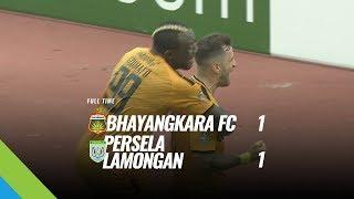 Download Video [Pekan 5] Cuplikan Pertandingan Bhayangkara FC vs Persela Lamongan, 23 April 2018 MP3 3GP MP4