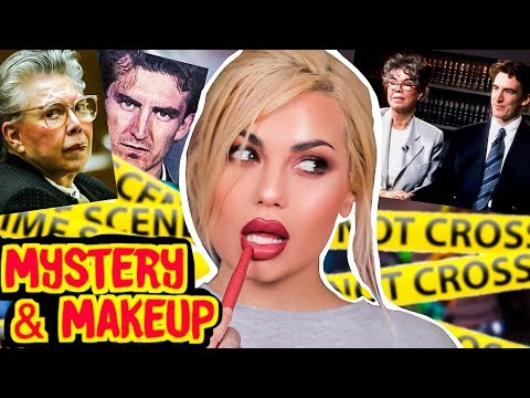 Like Mother, Like Son - Sante and Kenny Kimes   GRWM -Mystery&Makeup- Bailey Sarian