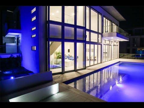 Modern Oceanfront Retreat In Savaneta, Aruba | Sotheby's International Realty