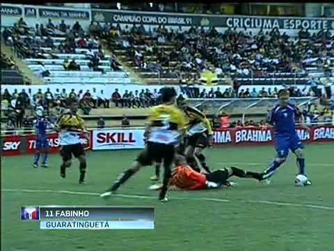 Criciúma 4 x 1 Guaratinguetá - Brasileirão Série B 2012 - 19/05/2012