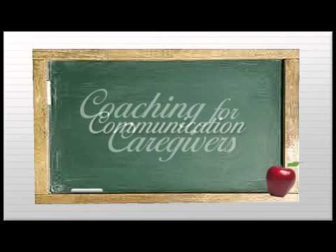 Wednesday Workshop: Coaching for Caregivers Of Alzheimers and Dementia Families