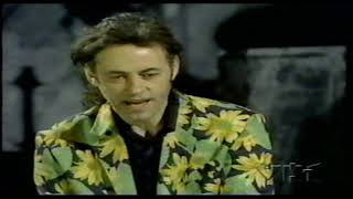 1993 Bob Geldof Interview Clip w/Tom Jones